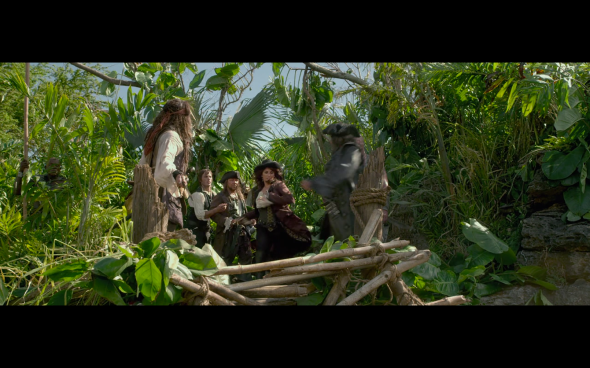 Pirates of the Caribbean On Stranger Tides - 1365