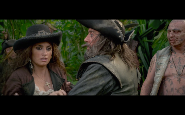 Pirates of the Caribbean On Stranger Tides - 1366