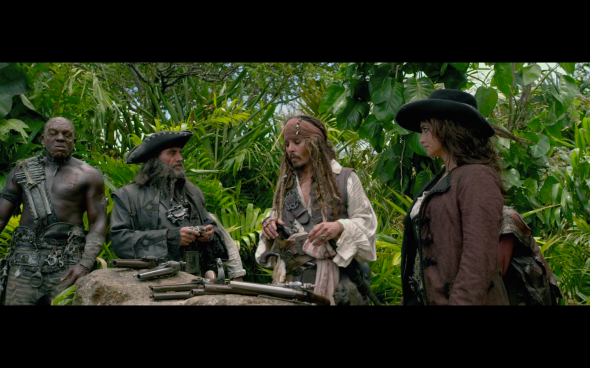 Pirates of the Caribbean On Stranger Tides - 1386