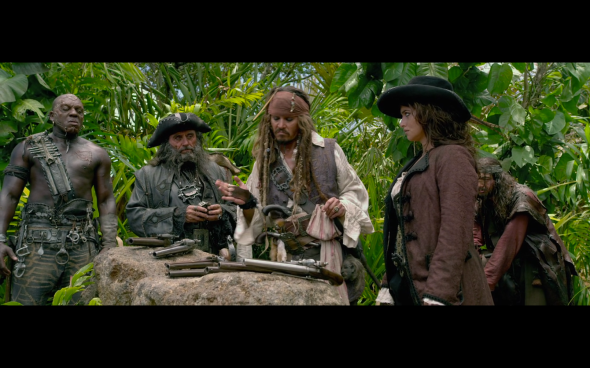 Pirates of the Caribbean On Stranger Tides - 1389