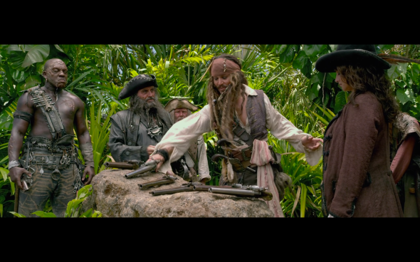 Pirates of the Caribbean On Stranger Tides - 1396