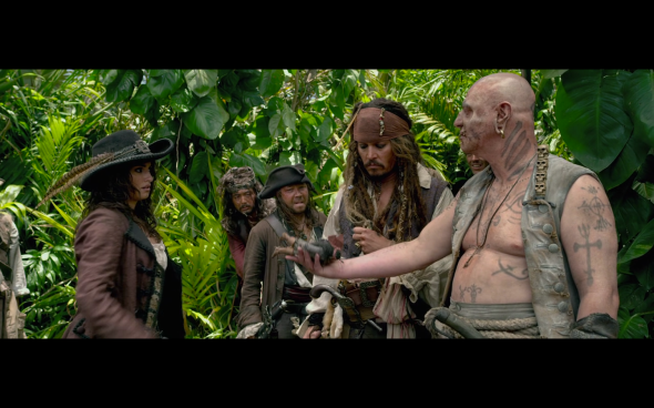 Pirates of the Caribbean On Stranger Tides - 1408