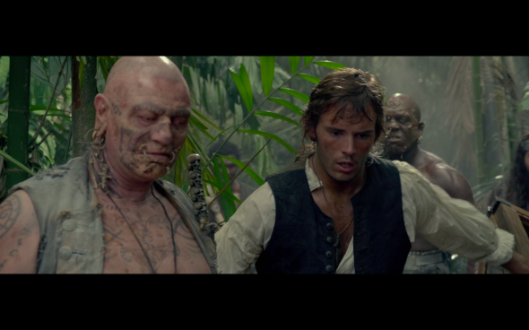 Pirates of the Caribbean On Stranger Tides - 1476