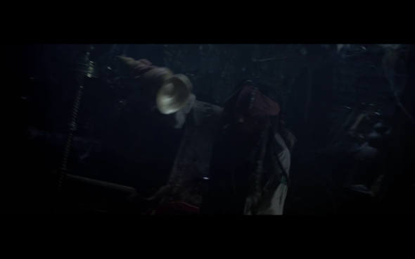Pirates of the Caribbean On Stranger Tides - 1588