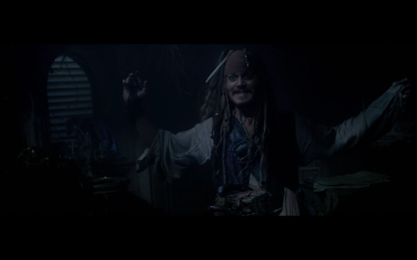 Pirates of the Caribbean On Stranger Tides - 1600