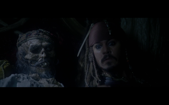 Pirates of the Caribbean On Stranger Tides - 1621