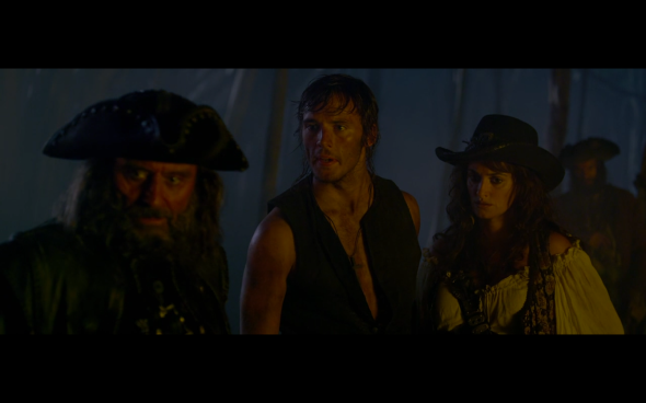 Pirates of the Caribbean On Stranger Tides - 1671