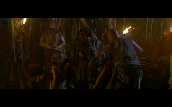 Pirates of the Caribbean On Stranger Tides - 1685