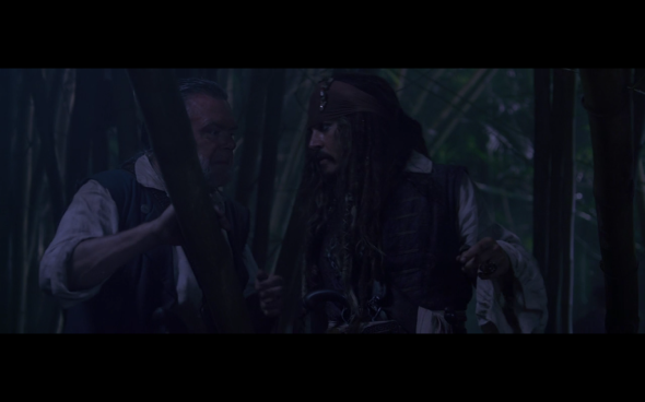Pirates of the Caribbean On Stranger Tides - 1700