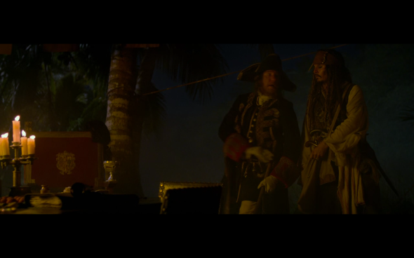 Pirates of the Caribbean On Stranger Tides - 1739