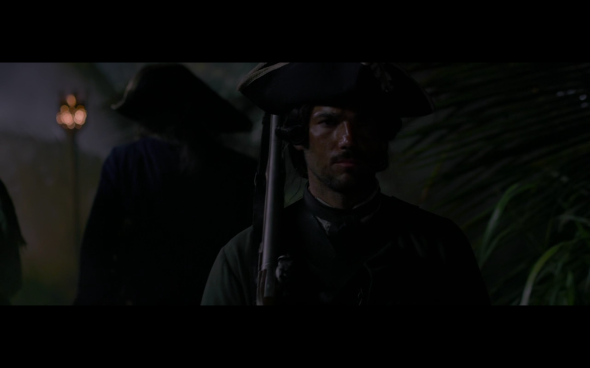 Pirates of the Caribbean On Stranger Tides - 1743
