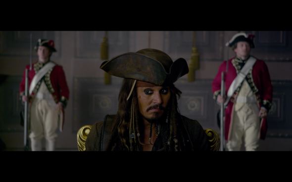 Pirates of the Caribbean On Stranger Tides - 180