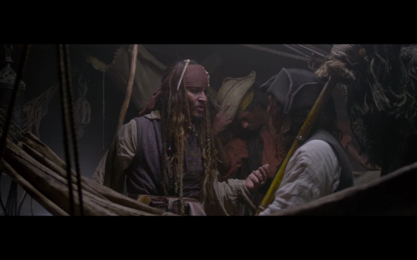 Pirates of the Caribbean On Stranger Tides - 640