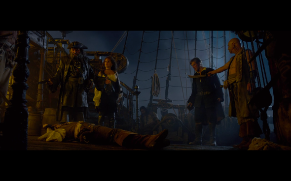 Pirates of the Caribbean On Stranger Tides - 930