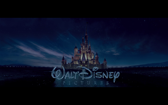 Pirates of the Caribbean On Stranger Tides - Disney Logo 6