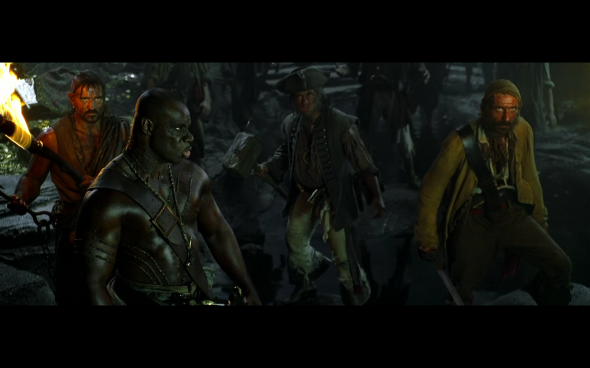 Pirates of the Caribbean The Curse of the Black Pearl - 2064