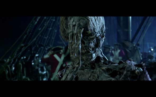 Pirates of the Caribbean The Curse of the Black Pearl - 2093