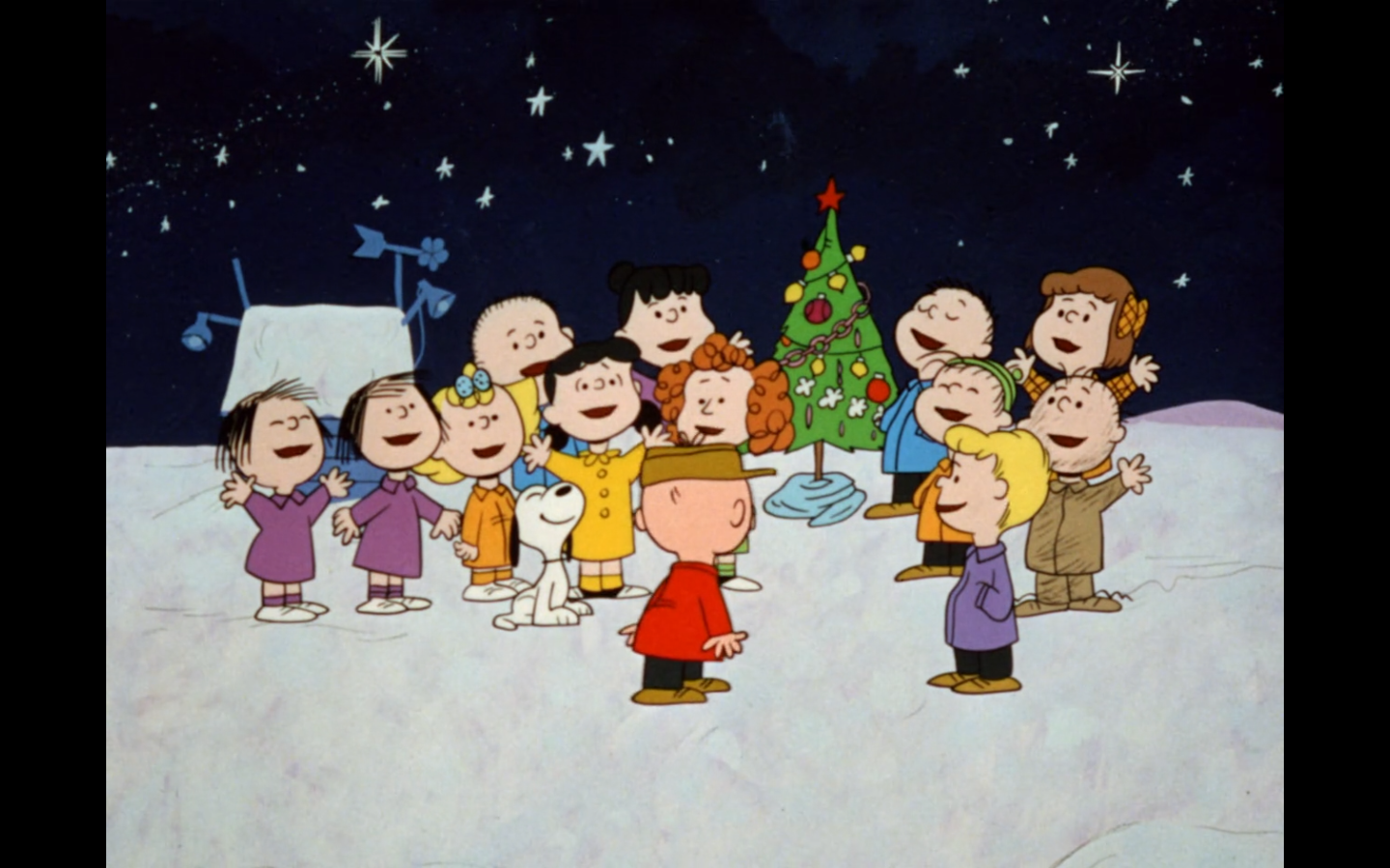 Merry Christmas Charlie Brown.Pic Of The Day Merry Christmas Charlie Brown B Movie