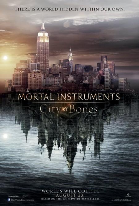 Mortal Instruments- City of Bones