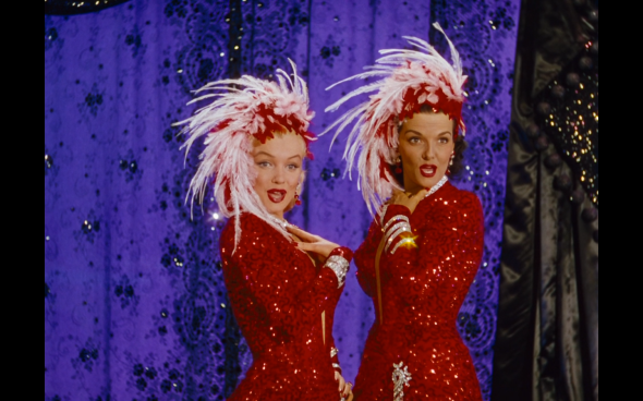 Gentlemen Prefer Blondes - 2