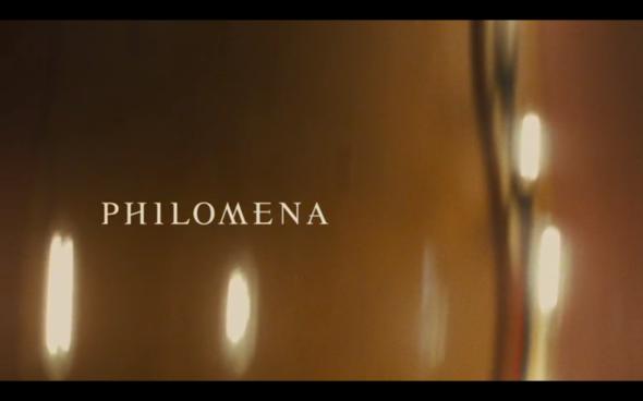 Philomena - Title Card