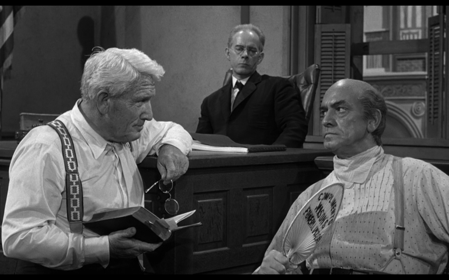 an analysis of the character opinions in inherit the wind directed by stanley kramer An acclaimed 1960 movie version, directed by stanley kramer and starring spencer tracy and frederic march, is widely available in video stores altogether, inherit the wind supplies the view most americans have of the scopes trial, and it often surfaces in response to some development in.