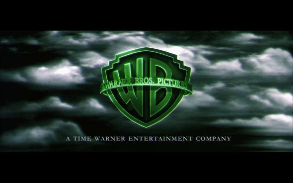 The Matrix - Warner Bros. Logo