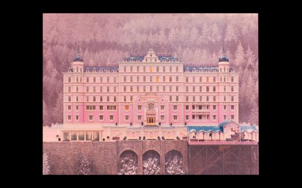 The Grand Budapest Hotel - 9