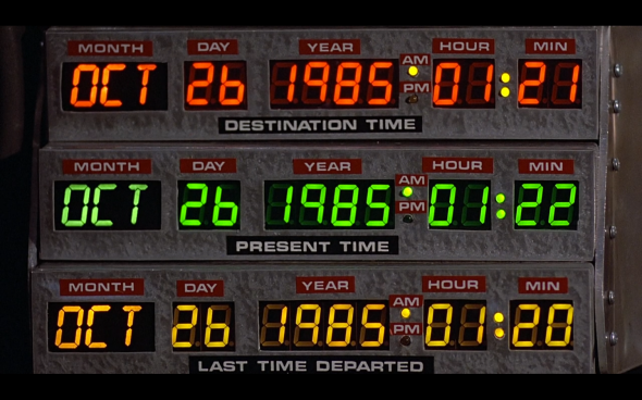 Back to the Future - 32