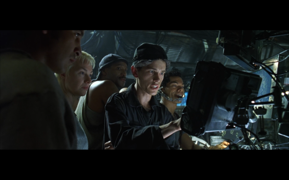 The Matrix - 1077