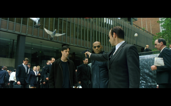 The Matrix - 1222