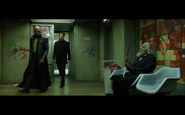 The Matrix - 1403