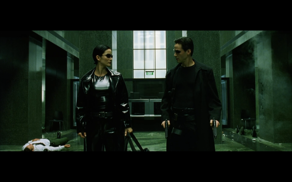 The Matrix - 2007