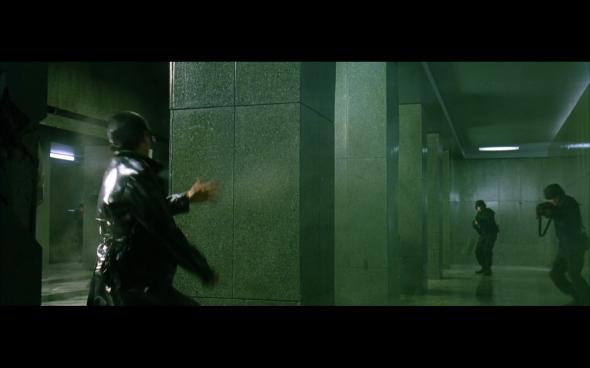 The Matrix - 2028