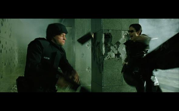 The Matrix - 2034