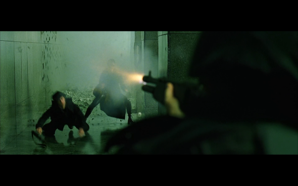 The Matrix - 2036