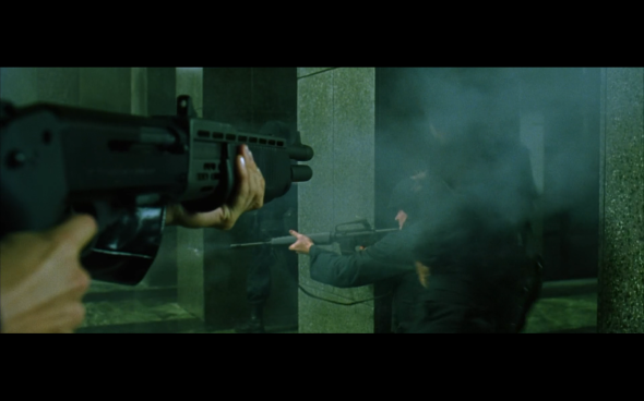The Matrix - 2056