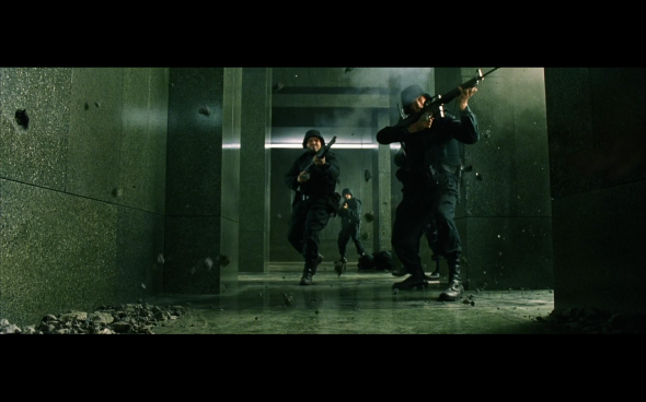 The Matrix - 2066
