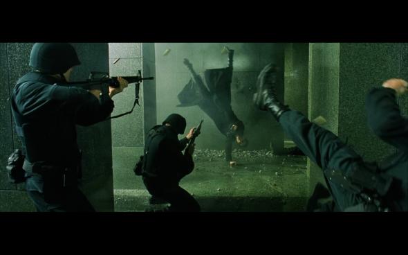 The Matrix - 2071