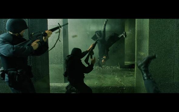 The Matrix - 2072