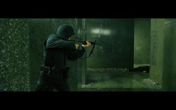 The Matrix - 2079
