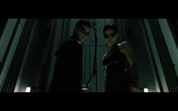 The Matrix - 2123