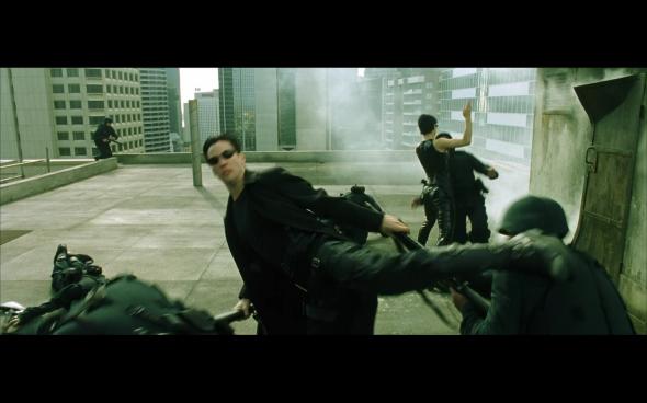 The Matrix - 2148