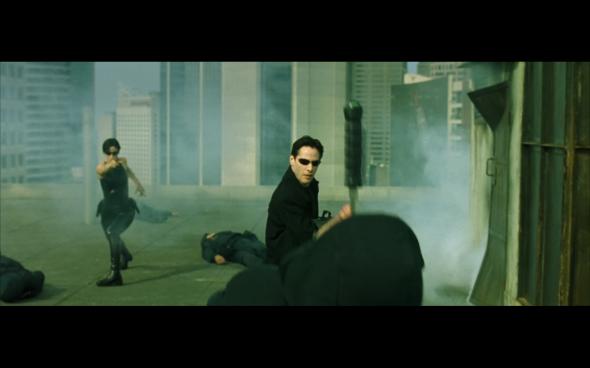 The Matrix - 2163