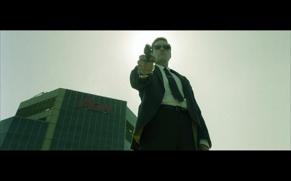 The Matrix - 2202
