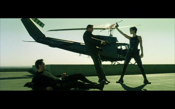 The Matrix - 2206