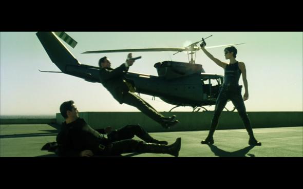 The Matrix - 2207