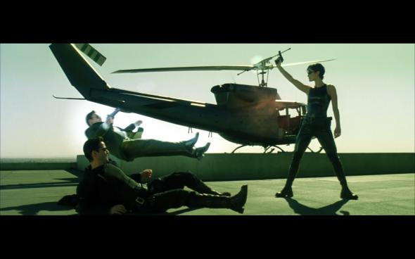 The Matrix - 2208