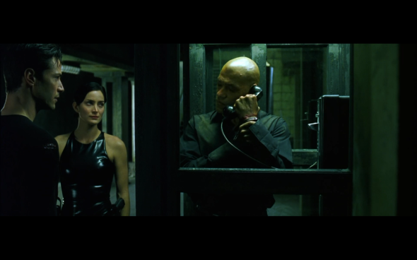 The Matrix - 2419