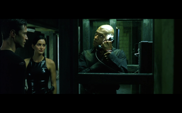 The Matrix - 2420